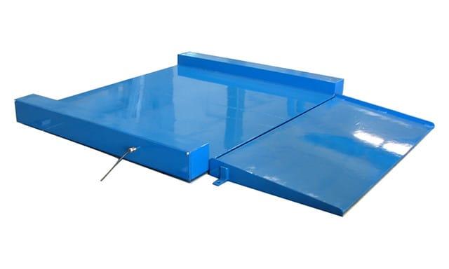 Plataformas de pesaje electrónicas | Básculas Samsó